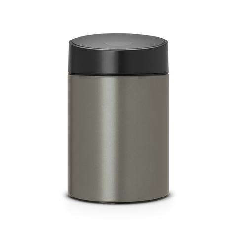 Ведро для мусора с крышкой SLIDE (5л) Brabantia 483141