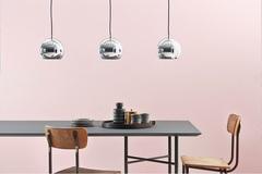 Люстра Ball, 3 плафона, бронзовая в глянце Frandsen 13602105001