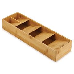 Органайзер Joseph Joseph для столовых приборов DrawerStore Bamboo деревянный 85168
