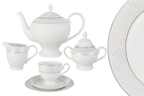 Чайный сервиз Anna Lafarg Emily Мелисента 21 предмет 55321