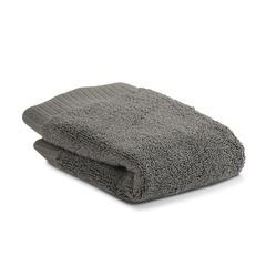 Полотенце для лица темно-серого цвета из коллекции Essential, 30х30 см Tkano TK19-FT0001