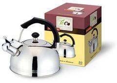 Чайник со свистком 3л TECO TC-112
