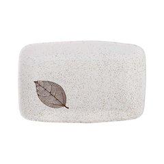 Поднос прямоугольный Lantana White Stone, 21х14х2,5 см Ashdene 517196