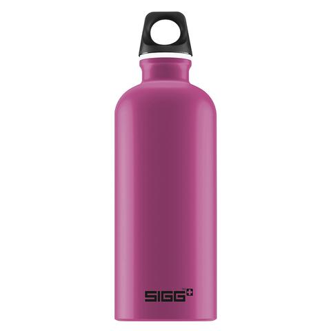 Бутылка для воды Sigg Traveller, розовая, 0,6L