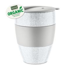 Термокружка AROMA TO GO 2.0 Organic, 400 мл, серая Koziol 3589670