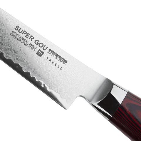 Нож кухонный для тонкой нарезки 18 см (161 слой) YAXELL GOU 161 арт. YA37107
