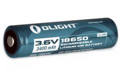 Аккумулятор Li-ion Olight ORB-186P34 18650 3,7 В. 3400 mAh 927093