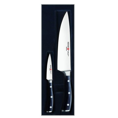 Набор из 2 кухонных ножей WUSTHOF Classic Ikon арт. 9606