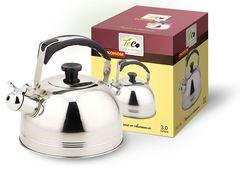 Чайник со свистком 3л TECO TC-113