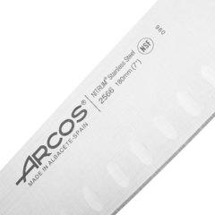 Нож кухонный стальной Сантоку 18 см ARCOS Clasica арт. 2566