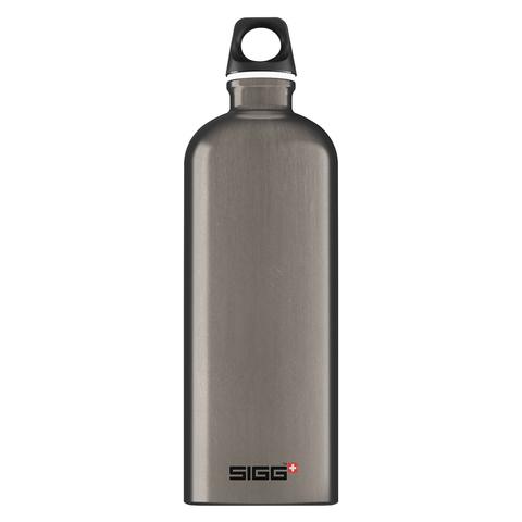 Бутылка для воды Sigg Traveller, темно-серая, 1L