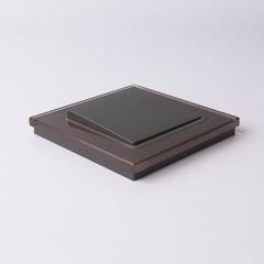 Рамка на 1 пост (мокко) WL01-Frame-01 Werkel