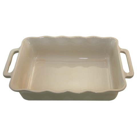 Форма прямоугольная 37,5 см Appolia Delices CREAM 141037506