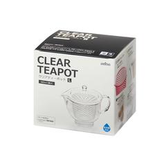 Термостоикий чайник с заварником 0,48л Akebono TW-3720
