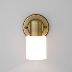 Настенный светильник с поворотным плафоном Eurosvet Corso 20089/1 бронза