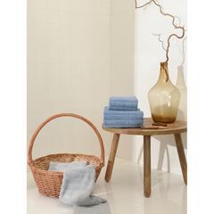 Полотенце для рук Waves серого цвета из коллекции Essential, 50х90 см Tkano TK21-HT0003