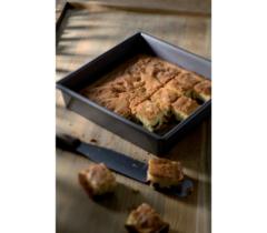 Форма квадратная 20х20см для торта KitchenAid KBNSO08SQ