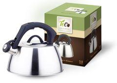 Чайник со свистком 3л TECO TC-114