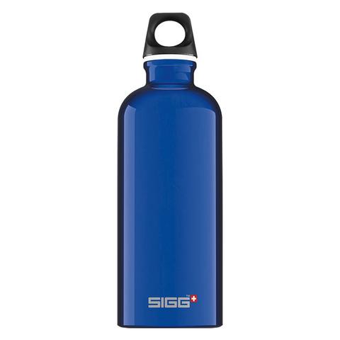 Бутылка для воды Sigg Traveller, голубая, 0,6L