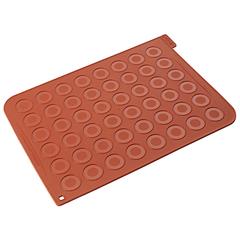 Форма для приготовления печенья Macarons 30 х 40 см силиконовая Silikomart 23.041.00.0065