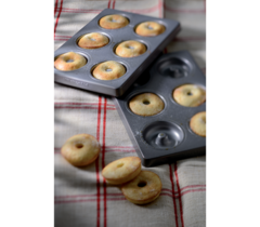 Формы (2шт.) для бубликов/пончиков KitchenAid KBNSS06DG