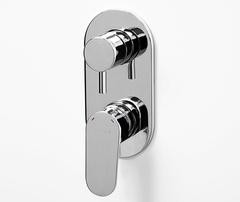 Dinkel 5871 Смеситель для ванны и душа WasserKRAFT