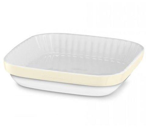 Форма керамическая 26х26см для пирога KitchenAid KBLR09AGAC