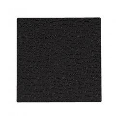 Подстаканник квадратный 10x10 см, толщина 1,6мм Lace black LindDNA-98111