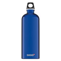 Бутылка для воды Sigg Traveller, голубая, 1L 7533.30