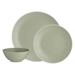 Набор обеденной посуды Classic 12 предметов зеленый Mason Cash 2001.557
