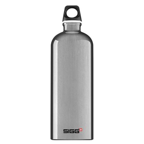Бутылка для воды Sigg Traveller, светло-серая, 1L
