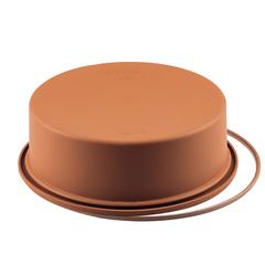 Форма для приготовления пирогов Genoise 18 х 6,5 см силиконовая Silikomart 20.180.00.0065