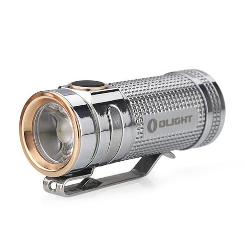 Фонарь светодиодный Olight S Mini Ti Polished Титан
