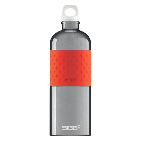Бутылка для воды Sigg CYD Alu, красная, 1L