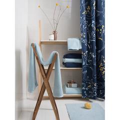 Полотенце для рук фактурное голубого цвета из коллекции Essential, 50х90 см Tkano TK20-HT0001