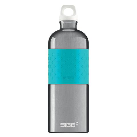 Бутылка для воды Sigg CYD Alu, голубая, 1L