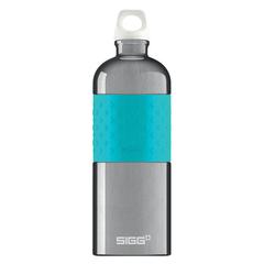 Бутылка для воды Sigg CYD Alu, голубая, 1L 8545.60