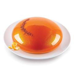 Форма для приготовления пирогов Goccia 20 х 7 см силиконовая Silikomart 20.363.13.0065
