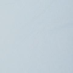 Простыня на резинке небесно-голубого цвета из органического стираного хлопка из коллекции Essential, 160х200 см Tkano TK20-FSI0005
