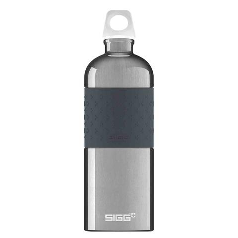Бутылка для воды Sigg CYD Alu, серая, 1L