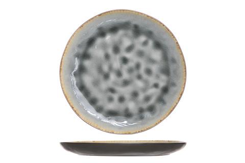 Тарелка для десерта 20 см COSY&TRENDY Laguna blue-grey 5556317
