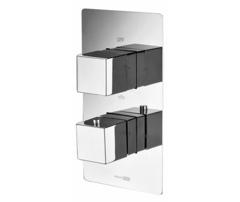 АIme 1544 Thermo Термостатический смеситель для ванны и душа WasserKRAFT