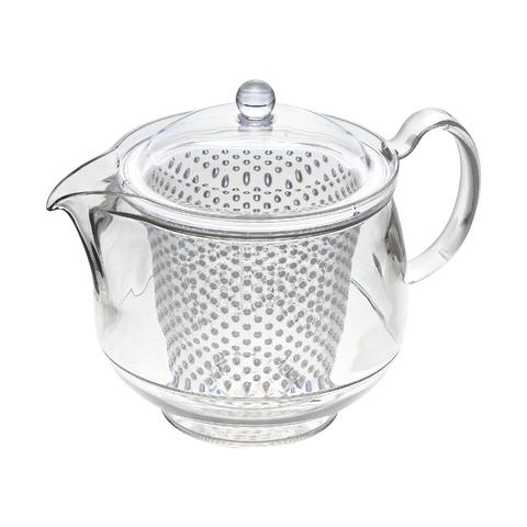 Термостоикий чайник с заварником 0,73л Akebono TW-3733
