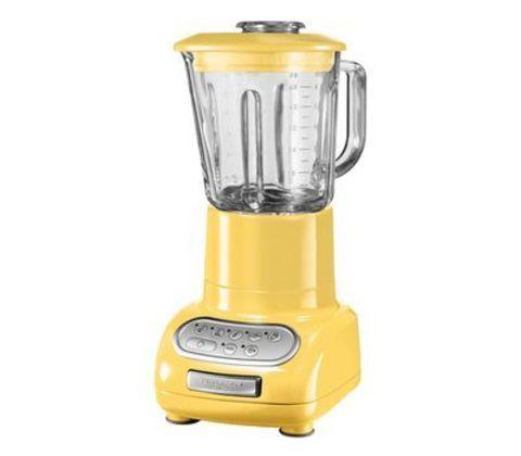 Блендер 1,5л KitchenAid Artisan Pulse (Желтый) 5KSB5553EMY