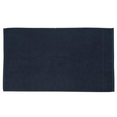 Полотенце для рук фактурное темно-синего цвета из коллекции Essential, 50х90 см Tkano TK20-HT0003