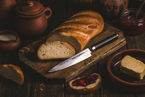 Нож кухонный универсальный 15см Samura Damascus SD-0023/Y