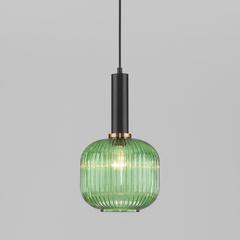 Подвесной светильник Eurosvet Bravo 50182/1 зеленый