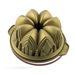 Форма для приготовления пирогов и кексов Cathedral 22 х 10 см силиконовая Silikomart 24.303.63.0065