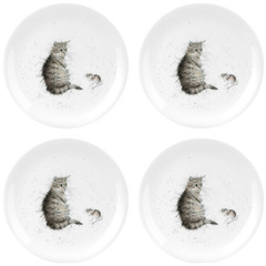 Набор тарелок закусочных Royal Worcester