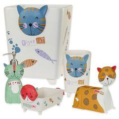 Стакан для зубной пасты Creative Bath Kitty KTY11MULT